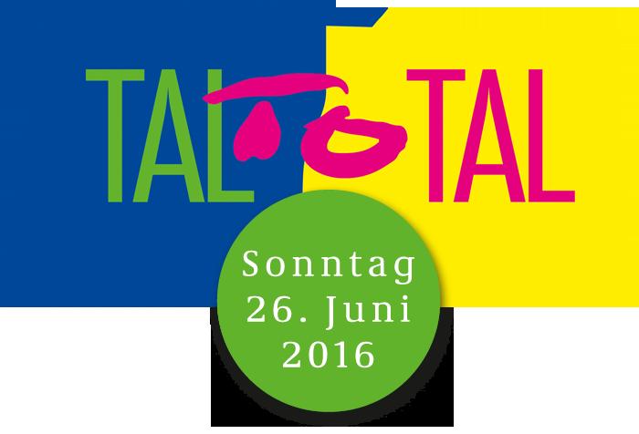 26. Juni 2016 - Ihr autofreier Sonntag im Rheintal